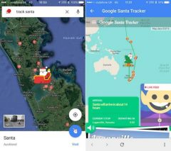 Reloaded twaddle – RT @gong_google: 'Google Maps' Santa Tracker Goes Live on iOS' https://t.co/Fy4H...