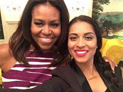 Reloaded twaddle – RT @IISuperwomanII: First Lady for 8 years. Queen for a lifetime. #ThisCanadianT...