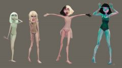 Reloaded twaddle – RT @SiaFurlerSource: Maddie Ziegler's evolution as seen in Sia's music videos. A...
