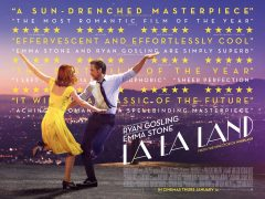 Reloaded twaddle – RT @TheGNShow: #EmmaStone & @RyanGosling star in @LaLaLand out in cinema...