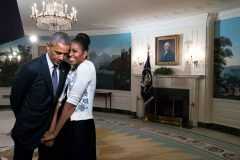 Reloaded twaddle – RT @BarackObama: Happy Valentine's Day, @michelleobama! Almost 28 years with you...