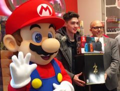 Reloaded twaddle – RT @NintendoNYC: It's official! The #NintendoSwitch is finally here! #NintendoNY...