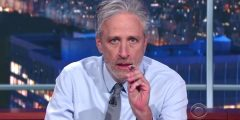 Reloaded twaddle – RT @HuffingtonPost: .@JonStewartHBO tells the press how to break up with @realdo...
