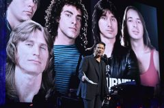 Reloaded twaddle – RT @rockhall: Congrats to Journey on joining the HOF! We'll never stop believin'...
