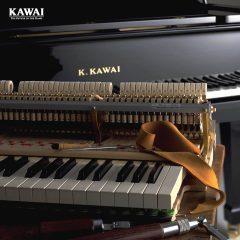 Reloaded twaddle – RT @KawaiPianos: 88 Keys - 88th day of the year = #pianoday #KAWAI #piano https...
