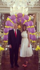 Reloaded twaddle – RT @FLOTUS: Happy Easter! https://t.co/pzJ7ouViDZ