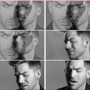 "RT @saharjojo10: #Nowplaying   ADAM LAMBERT   - ""Ghost Town"" [Official Music Video] https:..."