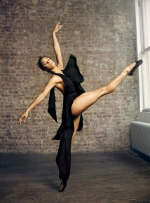RT @VanityFair: How ballerina @Mistyonpointe Copeland became A.B.T.'s first African-American Swan Qu...