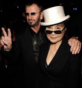 RT @yokoono: Happy Birthday, Ringo! And Many, Many moreLet us count the ways How we love you… Fro...
