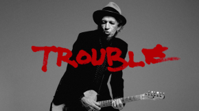 "RT  @AppleMusic: Exclusive video premiere of ""Trouble"" from Keith Richards (@officialKeef) is now on..."