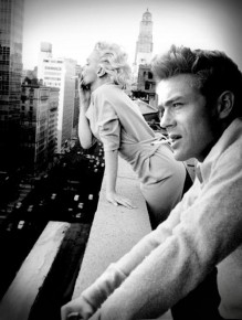 RT @Old Pics Archive: Marilyn Monroe & James Dean http://t.co/KtO4aE181X