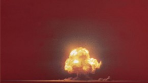 RT  @KQED: PHOTO: The only properly exposed image from the world's first atomic test in 1945. Don't ...