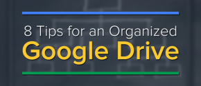 "RT @edtechjam: Clean Drive, clean mind: ""8 Tips for an Organized Google Drive"" - http://t...."