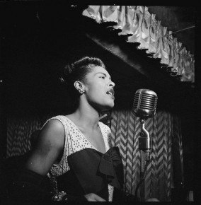 RT @nycgo: Billie Holiday, via hologram, returning to the @ApolloTheater later this year:  http://t....
