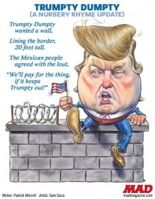 "RT @MADmagazine: ""Trumpty Dumpty"": A MAD Nursery Rhyme http://t.co/NfohtSKTRS http://t.co/NbVvIMARDJ"