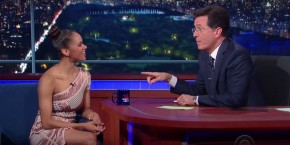 RT @dailydot: .@mistyonpointe tells Stephen Colbert why we need more diversity in ballet: http://t.c...