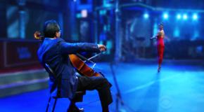 RT @sonsandbros: Watch @YoYo_Ma & @MistyOnPointe's performance on @ColbertLateShow: https://...