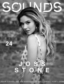 RT @SoundsApp: Issue #24 of @SoundsApp is out worldwide & features the incomparable @JossSt...