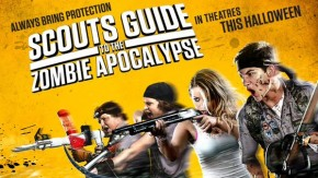 RT @ScreenRelish: Hitting the US today is the outrageous #ScoutsGuideToTheZombieApocalypse! Our revi...