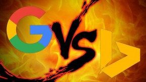 RT @lifehacker: Google vs Bing seems like a laughable showdown. Turns out, Bing's pretty good at som...