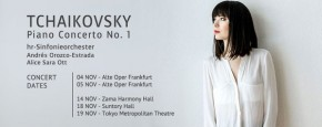RT @AliceSaraOtt: This month Alice tours with #hrSinfonieorchester performing #Tchaikovsky's #Piano ...