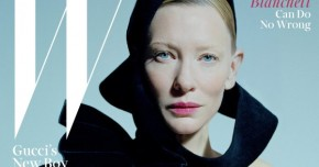 RT @HuffPostEnt: Cate Blanchett is totally transformed in latest issue of W magazine https://t.co/tp...