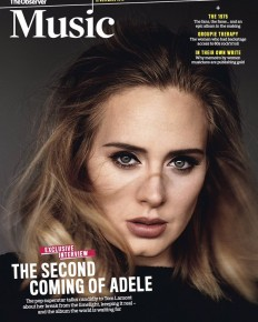 RT @Adele: I'm so excited this magazine has come back, and I've guest edited the first one. The new ...