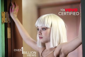 RT @musicnews_facts: The music video of 'Chandelier' by Sia has over 1 billion views on VEVO https:/...