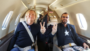 RT @JoeWalsh: Up up and away.... https://t.co/r6k5F5angS