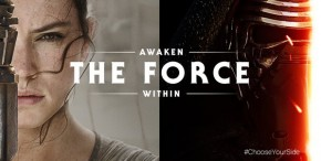 RT @google: #ChooseYourSide and awaken the Force within → https://t.co/W9sjR80Q05 https://t.co/yFhED...