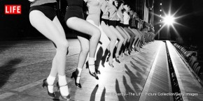 RT @LIFE: A look back at the Rockettes, as the Radio City Christmas Spectacular kicks off once again...