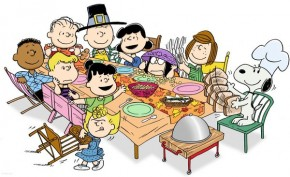 "RT @woodmank104: Aaugh!  The Peanuts classic ""A Charlie Brown Thanksgiving"" tonight on ABC....Love i..."