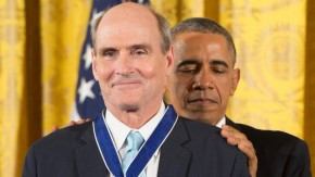 RT @TeleMusicNews: Congratulations to #JamesTaylor on his Presidential #MedalOfFreedom https://t.co/...