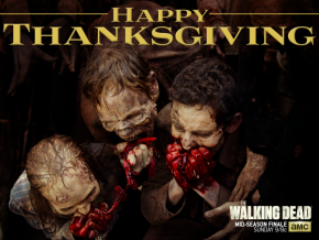RT @WalkingDead_AMC: #HappyThanksgiving – today we're giving thanks for all the #TWD fans! https://t...