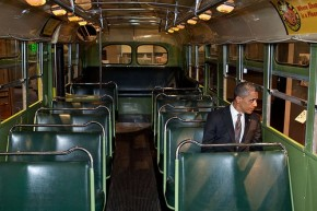 RT @FLOTUS: Rosa Parks' lifetime of activism – and singular moment of courage – continue to inspire ...