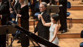RT @YujaWang: Grateful for 10 yrs @SFSymphony–home away from home. Beautiful orchestra, audience, ci...