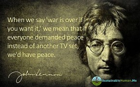 RT @STWuk: #JohnLennon was never more relevant with 50m refugees or internally displaced by war http...