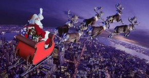 RT @GiaMedia3: How To Track Santa Claus Around The World This #Christmas Eve - https://t.co/abrzm6rD...