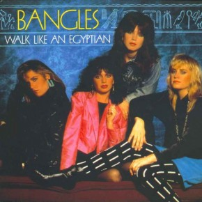 "RT @billboard: Today in 1986: The Bangles topped the #Hot100 with ""Walk Like an Egyptian"" ..."