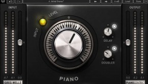 RT @KeyboardMag: Find your piano sound in seconds with @WavesAudioLtd Greg Wells PianoCentric plug-i...
