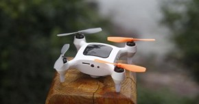 RT Real Marsha Wright @marshawright: A Tiny Selfie Drone You Don't Need To Register With The FAA htt...