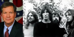 RT Pitchfork @pitchfork: If elected president, @JohnKasich promises that he'll get @pinkfloyd to reu...