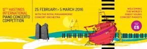 RT 1066 Tweets @1066Tweets: 12th#Hastings International #Piano Concerto Competition. Feb 25 thru Ma...