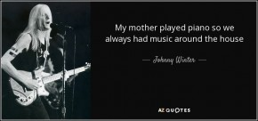 RT KawaiPianos @KawaiPianos: Born Feb 23, 1944 Johnny Winter & his brother Edgar, both born ...
