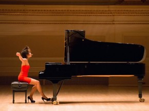 RT SanFranciscoMagazine @sanfranmag: Plotting the red-hot rise of concert pianist Yuja Wang  https:/...