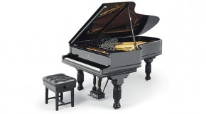 RT Antiques & The Arts @TheBeeAntiques: #Sting's Steinway Grand Piano Sells For $162,634 @Ch...