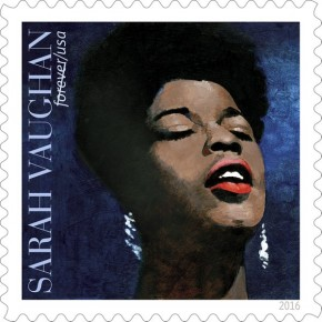 RT JazzatLincolnCenter @jazzdotorg: On 3/29 @USPS to release Sarah Vaughan Forever Stamp in her home...