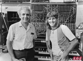 "RT Moog Music Inc. @moogmusicinc: #KeithEmerson & Bob #Moog""You see, it's all clear.  Y..."