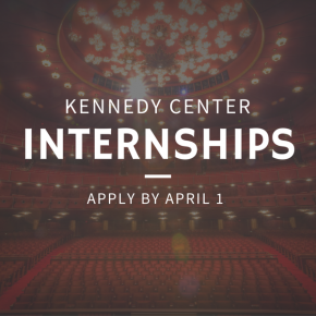 RT WashingtonNatlOpera @dcopera: An incredible summer opportunity awaits for aspiring arts professio...