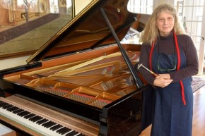 #BARBARAPEASERENNER BARBARA PEASE RENNER Piano technician My mom Margaret Pease was pianist https://...